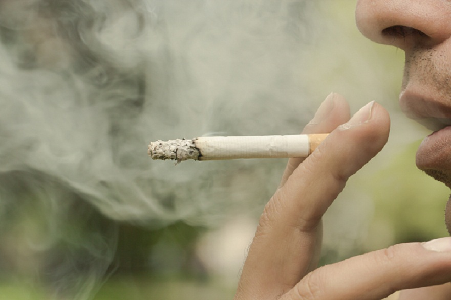 Smoking banned on Illinois Campuses